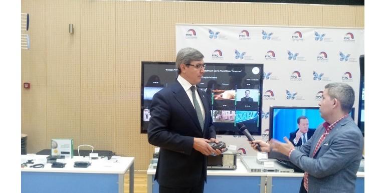 Наша фирма приняла участие в мероприятиях по обеспечению проведения расширенного совещания «О переходе с аналогового на цифровое телевещание в России.
