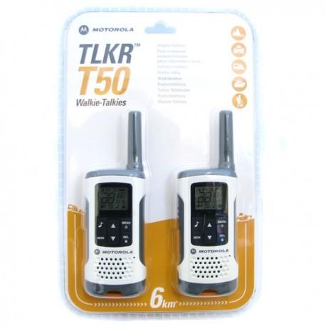 р/ст Моторола TLKR-T50 р/ст 2 шт