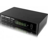 Ресивер DVB-T2 Sky Vision T2304