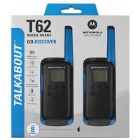 Радиостанция Motorola Talkabout T62 Blue/Black 2 шт.