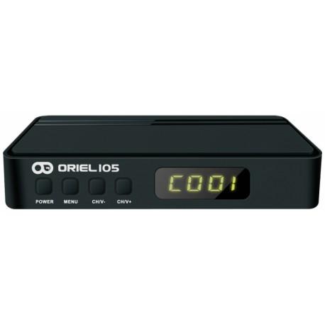 Ресивер DVB-T2 Oriel 105