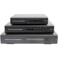 Видеорегистраторы (AHD, IP)
